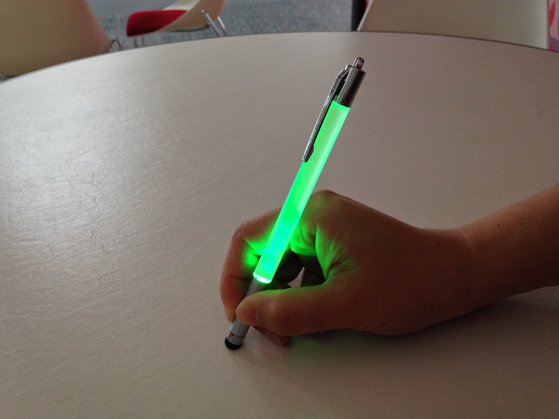 LED Touch Stylus