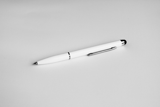 Elegance 2 in 1 stylus pen